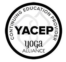 YACEP - Yoga Alliance Registered