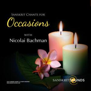 Sanskrit Chant for Occasions