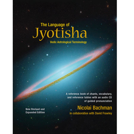 Language of Jyotisha Book