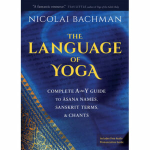 The Language of Yoga book cover